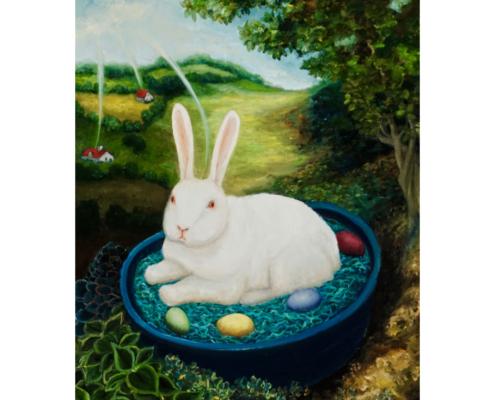 Bunnies Don't Lay Eggs